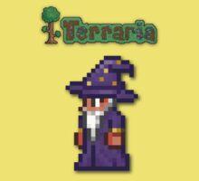 Terraria Wizard One Piece - Short Sleeve