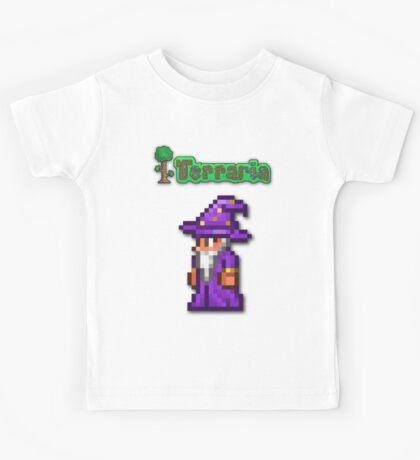 Terraria Wizard Kids Tee