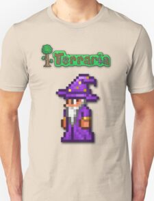 Terraria Wizard T-Shirt