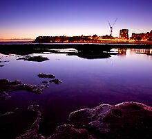Rock Pool by Andy Gock
