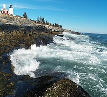 Pemaquid Lighthouse  1 by MarquisImages