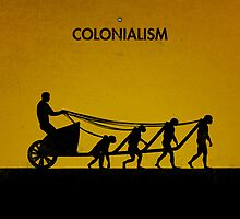 99 Steps of Progress - Colonialism by maentis