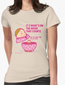 It's what's inside that counts 2 T-Shirt