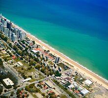 Salvador Beach / Brazil [ iPad / iPod / iPhone Case ] by Mauricio Santana