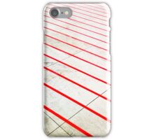 Lines on Track [ iPad / iPod / iPhone Case ] iPhone Case/Skin
