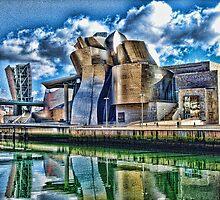 Guggenheim, Bilbao by pvhonk