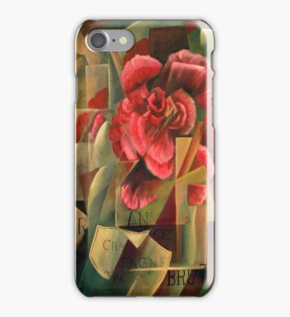 Champagne, Roses and Chocolate iPhone Case/Skin