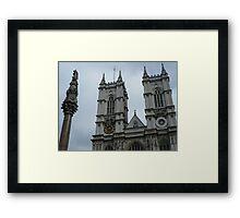 Skyscape Framed Print