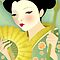 Geisha: Olive by Jenny Lloyd