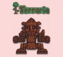 Terraria Golem One Piece - Long Sleeve