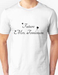 Future Mrs Tomlinson Unisex T-Shirt