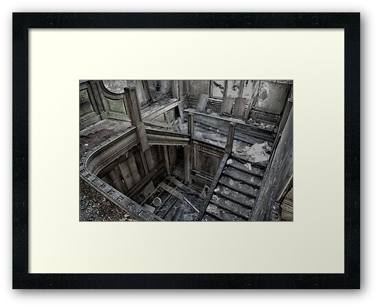 THE STAIRCASE by Rob  Toombs