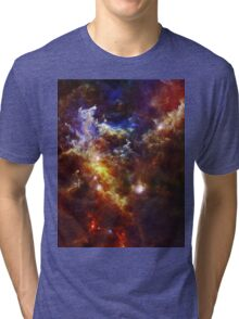 Nebula Tri-blend T-Shirt