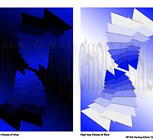 Blue-study---low-and-high-key-values by Christoph72