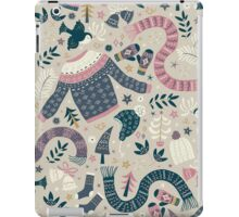 Winter Woolies iPad Case/Skin