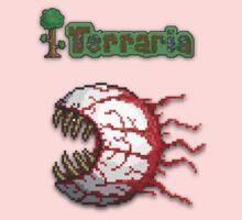 Terraria Eye Of Cthulhu Baby Tee