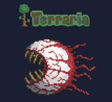 Terraria Eye Of Cthulhu Kids Tee