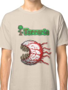 Terraria Eye Of Cthulhu Classic T-Shirt
