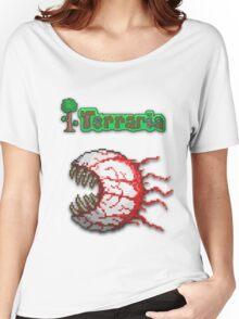 Terraria Eye Of Cthulhu Women's Relaxed Fit T-Shirt