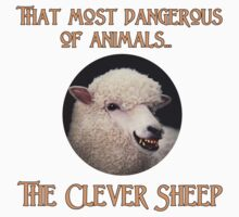 That Most Dangerous of Animals - The Clever Sheep Kids Clothes