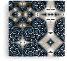 Electrodynamics Canvas Print