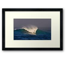 The Art Of Surfing In Hawaii 6 Framed Print