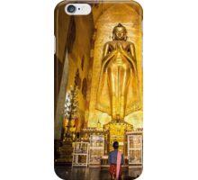 The Golden Buddha iPhone Case/Skin