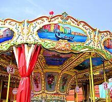 Carousel by gailmiller