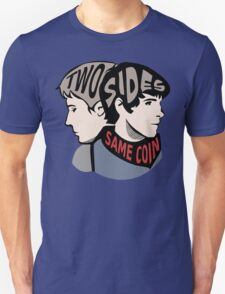 Two Sides of the Same Coin T-Shirt