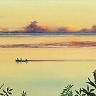 Early Morning Fishing by Sharon Ebert