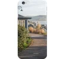 Langmoor-Lister Gardens - Lyme Regis iPhone Case/Skin