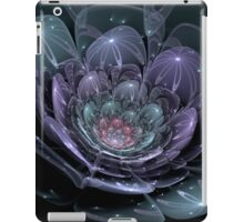 Glass Flower (available in ipad case) iPad Case/Skin