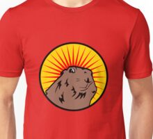 Dramatic Chipmunk Unisex T-Shirt