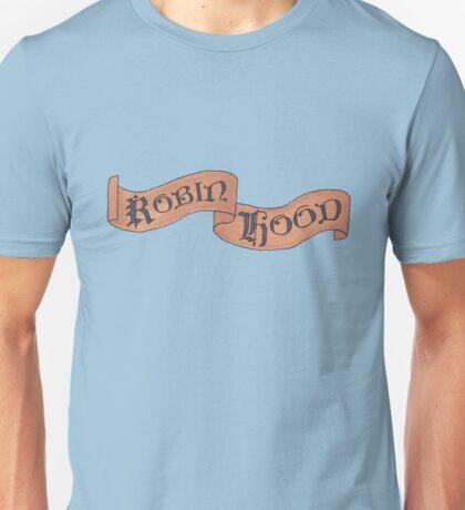 robin hood banner Unisex T-Shirt