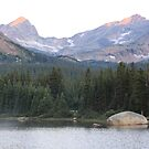 Indian Peaks by Eric Glaser