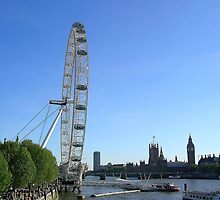 London Eye by BFN1978