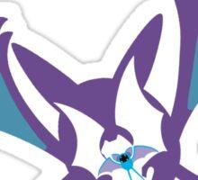 Poké-Bats Sticker