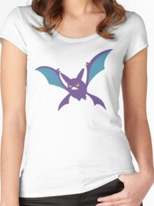 Crobat The Movie The Shirt Women's Fitted Scoop T-Shirt