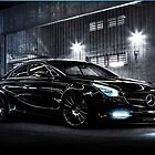 Mercedes Benz CLS Concept by fine-art-prints