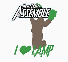 News Team Assemble! - Brick Unisex T-Shirt