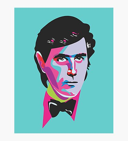 Ferry Debonair Bryan Ferry Photographic Print