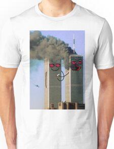 Twin Towers - Blaze it Unisex T-Shirt