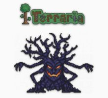 Terraria Mourning Wood Kids Tee