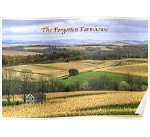 The Forgotten Farmhouse - Calendar Cover Poster