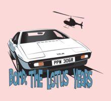 Lotus Esprit Series 1.  The Bond model Kids Clothes