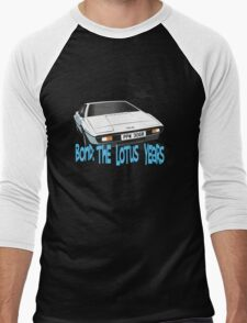Lotus Esprit Series 1.  The Bond model T-Shirt