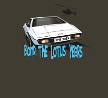 Lotus Esprit Series 1.  The Bond model Unisex T-Shirt