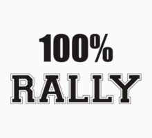 100 RALLY by ashleighi