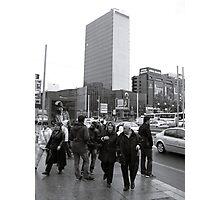 Kızılay meydanı Photographic Print