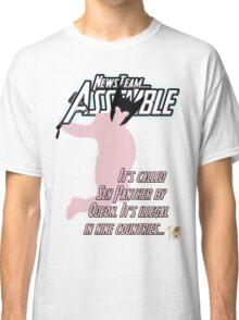 News Team Assemble! - Brain Fantana Classic T-Shirt